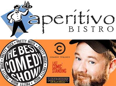 Best Comedy Show aperitivo